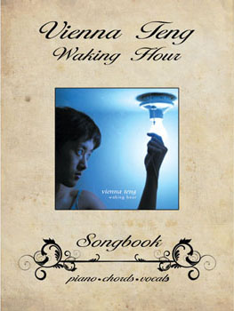 Waking Hour songbook cover